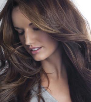 dlouhé vlasy masáž sex