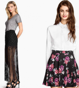 Zdroj: H&M, kolekce Spring/Summer 2015