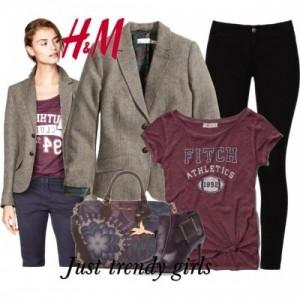 Zdroj: H&M, kolekce podzim zima 2015