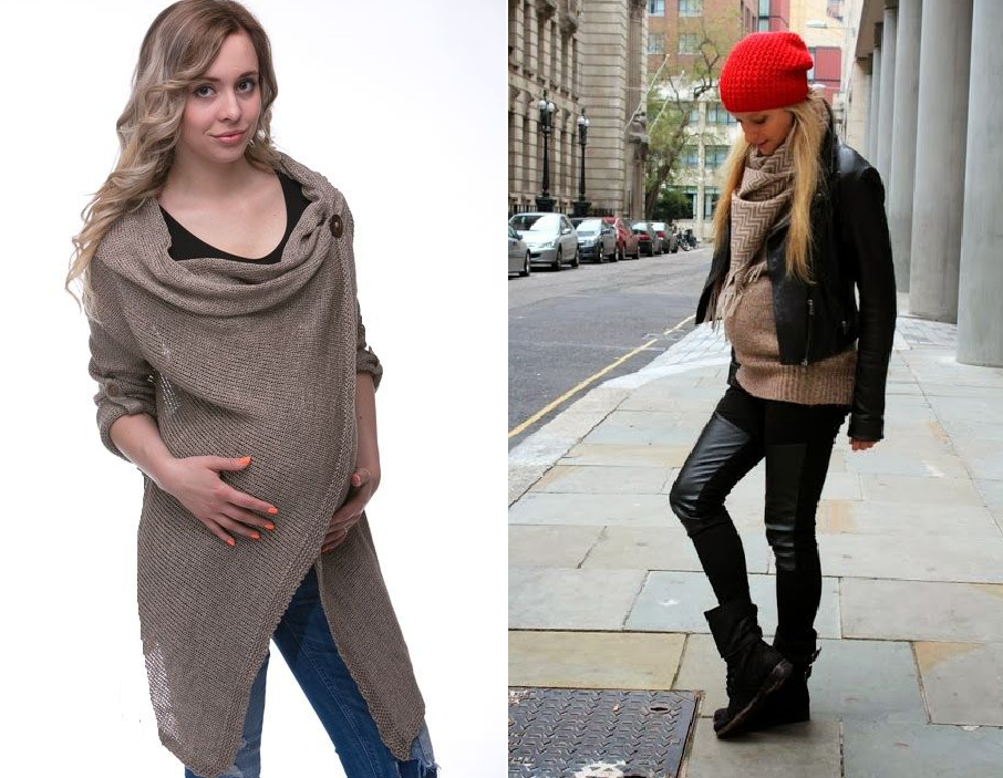 485cfc6d9253 Těhotenská móda  i nastávající maminky mohou být IN - Království žen