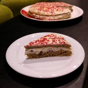 Veselý dort